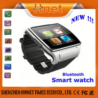 2015 fashion design hand watch mobile phone price in india