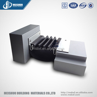 architectural material exterior wall corner stretch rubber expansion joints