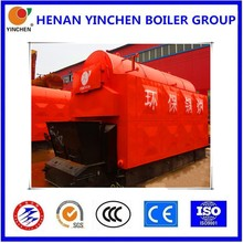 Portable wood pellet fired boiler or stove for heating solid fuel