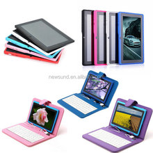 Cheap 7inch dual core 4GB Q88 tablet pc price from China manufacture