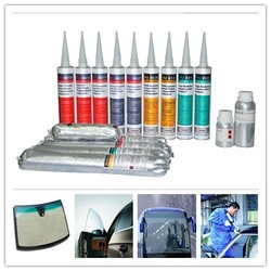 8MPa waterproof silgle component polyurethane adhesive for windshield PU8610