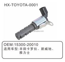 brand new engine oil pressure control valve 15300-20010 Variable valve timing solenoid VVT valve for TOYOTA