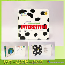 WT-CDB-449 cardboard cheap children board book