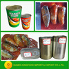 types of canned fish food from China with best price