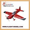 Rc airplane gas MXS-R 30-35CC F124 gas engine wooden scale model