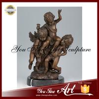 High Quality Bronze Baby Angel Statue