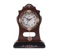 rétro vieux père pendule horloge de table pour la décoration intérieure