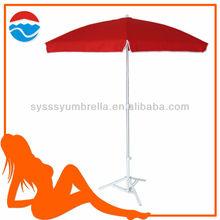 180CM*4K red color 2012 umbrella