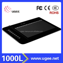 Ugee M1000L 2048 Levels Graphic Design Computer Connect Drawing Pad