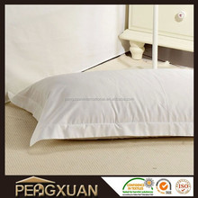 European 100% cotton white bed sheets and pillow cases