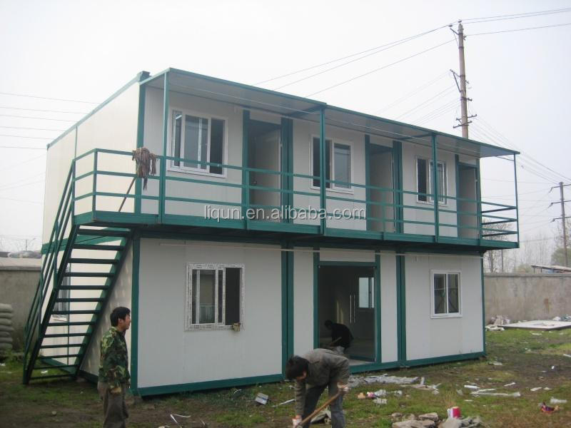 China Finished Prefab Tiny Home Prefab Guest House Kit