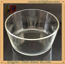 all kinds of colors high quality large diameter quartz glass tube wholesale