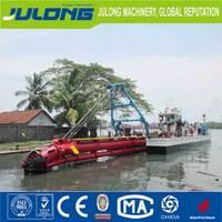 "18"" hydraulic dredging machine for sand desilting"