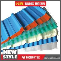 translucent roof tile polycarbonate sheet for greenhouse