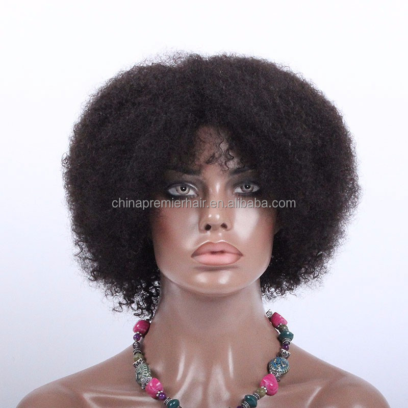 Afro Kinky Remy Human Hair 39