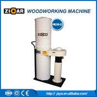 ZICAR brand high efficiency sawdust dust collector FM230-L2 from JAYA international