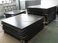 3000Kg 1.2x1.2m Floor scale 4x4 5000lb bascula y platforma de pesaje timbangan lantai FD3T model