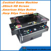26 inch cocktail table arcade indoor amusement game machine