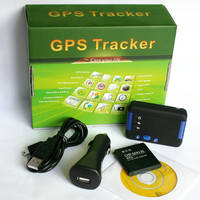 GPS Personal Tracker CCTR-620 Working method locate with GPS signal, GSM network