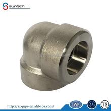 electrical conduit 90 degree side outlet carbon fiber elbow