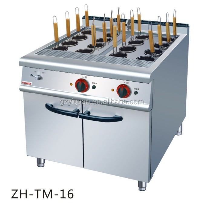 Fast Food Kitchen Equipment,Pasta Cooker,Pasta Boiler,Noodle Cooking ...