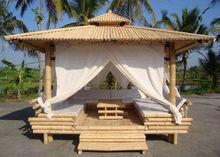 Bamboo Pavilion Gazebo