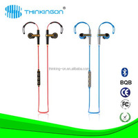 Fashion blue tooth wireless sports stereo headphones reviewe