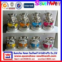 hot sales resin ganesh idols miniature statue