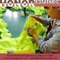 Control de calidad, calidad de la tela servicio de inspección