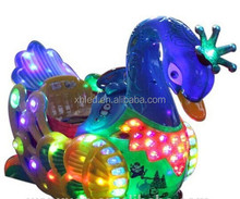 Programmable Addressable Full Color Amusement Rides Led Light With Lock Ring
