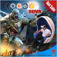 9D Cinema Dynamic Effects9D Cinema Dynamic Effects One/Three Egg Design Amusement Equi Amusement Equipment 5D 6D 7D 9D Xd Cinema