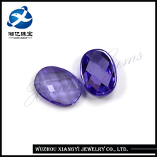 High quality wholesale different color glass stone