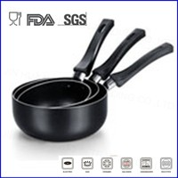non-stick sauce pot/aluminum sauce pan/milk bolling pot
