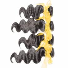 Hot sale cheap full & thick human hair body wave peruvan remy hair extensions virgin peruvian hair