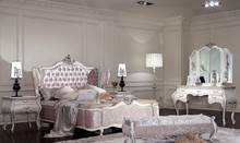 Classic King Size Bedroom Set/ European Style Hotel Furniture