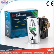 High efficiency salad vending machine Coin Acceptor
