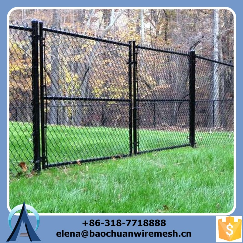 1 m x 30 m 50 mm x 50 mm Green Square Chain Link Fence 1/2 '', 3/4 '', 2 ''