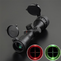 Outdoor Hunting Telescopic Sight Red Dot Reflex Sight Gunsight Riflescope 4x32