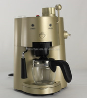 600ml multi use coffee machine with capsule ,espresso and grinder