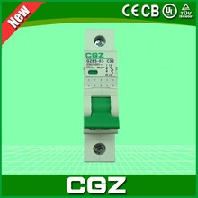 2015 New design miniature circuit breaker with CE certification