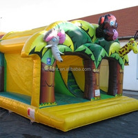 China inflatable jumping bouncer castle for sale inflatable bouncer castle