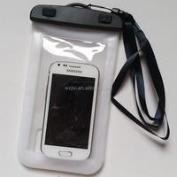 promotional pvc phone waterproof bag