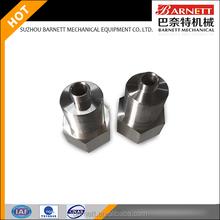 High polished electronic parts machinnig