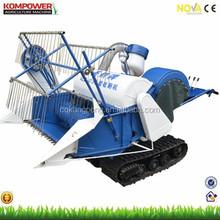 Portable rice harvester,combine rice harvesting machine,grain thresher