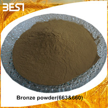 Best13Q china factory outlet copper bronze powder 663 660