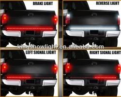 NEW 12V LED car tailgate light with 48pcs Red &18pcs white LED