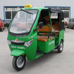 three wheel passengers rickshaw tricycle for India, Bangladesh market