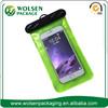 Hot-selling customized PVC waterproof bag for swimming /Mobile phone pvc waterproof bag