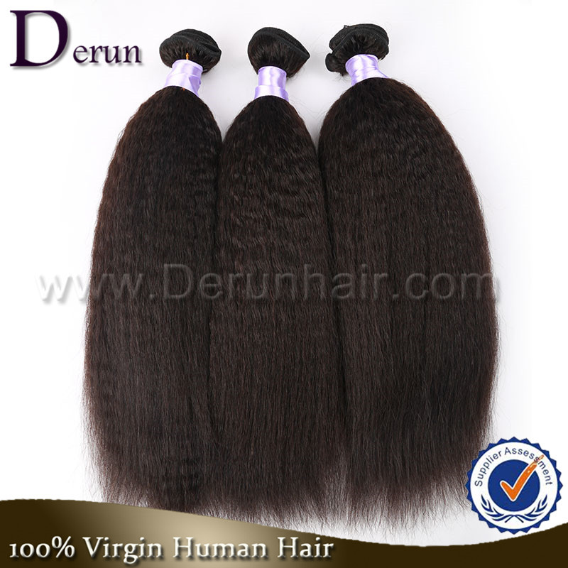 Unprocessed Wholesale Virgin Brazilian Crochet Coarse Yaki Hair ...
