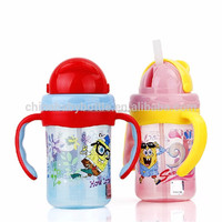 Top Sale Manufacturer OEM Cute Silicone Baby Camera Feeding Bottle plastic water bottle with infant feeding bottle cover